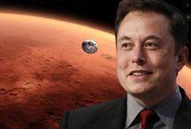 News & Scienza : Spazio, Elon Musk rivela i nuovi piani per colonizzare Marte entro il 2022.