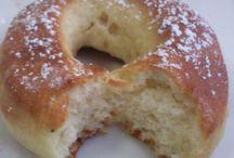 Roscas, Donuts o Berlinas al Horno