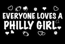 Hometown Philly Girl.... / by renee ward