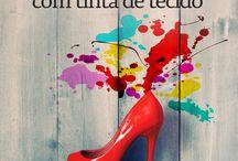 pintar sapatos
