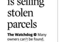 Dave's newspaper column / I write The Watchdog column for the Fort Worth Star-Telegram. You can reach the latest and learn how to save time, money and aggravation. I also expose wrongdoing - and sometimes - rightdoing. / by Dave Lieber