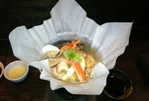 Nabe / Our different soups featured at Izakaya Yume.
