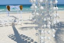 Beach and Cenote Wedding Photos / Cool beach and Cenote Photos in Riviera Maya Mexico http://www.weddingsonthebeach.com.mx