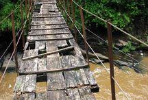 Scariest Rope Bridges