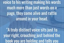 Writing Tips - Developing Your Writer's Voice
