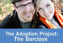 The Apologia Adoption Project / Adoption stories, loving the fatherless, caring for orphans / by Apologia