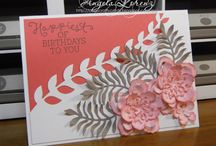 Stamp sets - Botanical Blooms