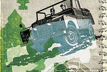 Land Rover / by Marnie Loken