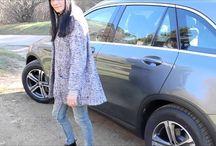 Fashion Car Test / Car testing by a fashion blogger!