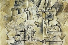 Cubismo analítico Picasso y Braque