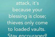 Encouragement / by Mitzi Frederick