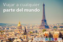 #Frasesdeviajeros / Las mejores frases que nos inspirarán a conocer el mundo.