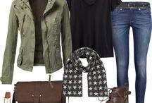 Autumn/Winter Clothing
