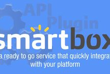 Smartbox Solution / Smartbox is a ready to go service that quickly integrates with your platform