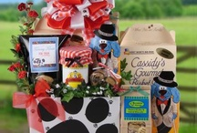 Gift Basket Ideas / Lots of unique gift basket ideas from our fabulous customers. / by Nashville Wraps