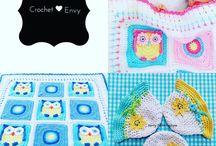 Crochet envy / Amazing crochet and crocheter!