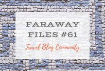Faraway Files #61 | 18 January 2018 / Weekly Travel Blog Community Linkup