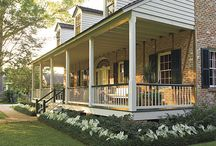 Porches I love