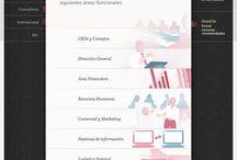 Creative functionality / Webs con una funcionalidad novedosa y rápida.  Websites with a novel and fast functionality.