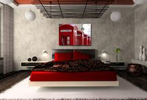 Bedroom / by Jessica Jacobs