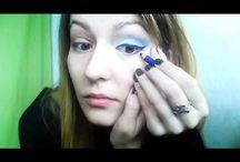 Makeup Rack Tutorial / Tutorial on popular makeup style