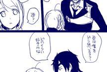 刀剣乱舞 漫画