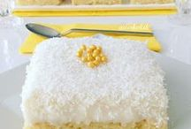 kek ve pastalar