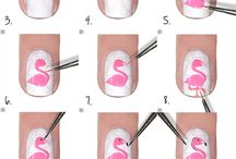 nail art tutorials / by Jill