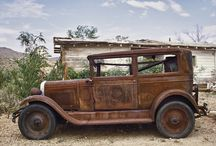 RUSTY GOLD / by Terry John Woods