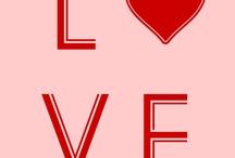 San Valentín / Celebra el día del amor ♥♥♥