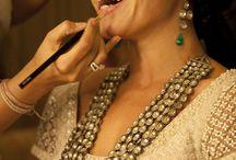 Heavy Wedding Jewellery Inspiration