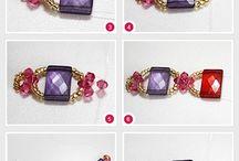 braccialetti in tessitura
