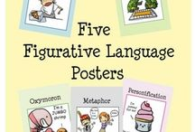 4th grade figurative language / by Teresa Merckle