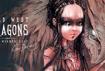 Black'mor Chronicles // Wild West DRAGONS