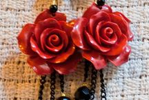 Shiny Happy People  / Handmade Jewelry: orecchini, anelli, collane e molto altro!
