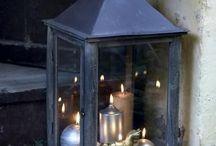 Decoreren lantaarn