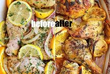 Chicken/Meat recipes