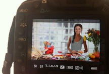 Behind the Scenes / Get the latest #BTS action from my fitness, health, lifestyle and even fashion productions!  www.Amanda-Russell.com