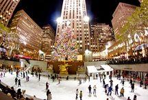 Christmas photos, goodies, and activities / Christmas tree, Christmas decorations,  stockings, presents, hot cocoa, Santa