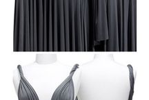 Ways to tie infinity dresses