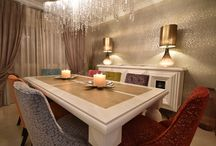 Dining Rooms / Comedores