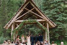 ♡ Outdoor Wedding ♡