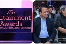 EDUTAINMENT AWARDS Salute Gerson Da Cunha With Lifetime Achievement In Communication Education