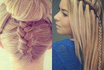 •Hair Style•