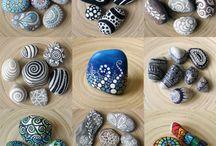 камни мандала