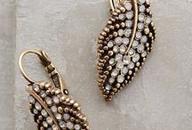 Earring Envy / Some beautiful earrings that I love !
