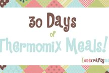 Thermomix recipes / meal plans