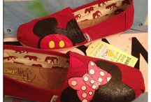 Disney / by Tootsie's Trunk