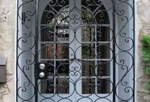 Royal Fence wrought Iron