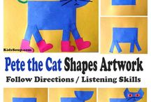 Pete the cat year 1